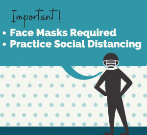 Img Face masks required