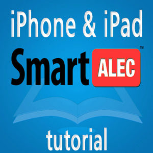 iPhone & iPad SmartALEC tutorial